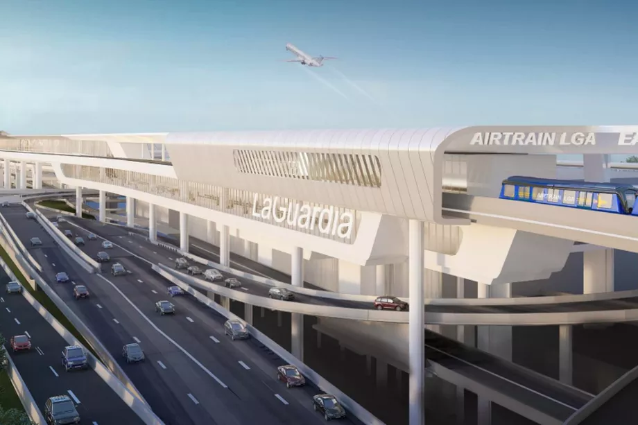 LaGuardia Air Train Project