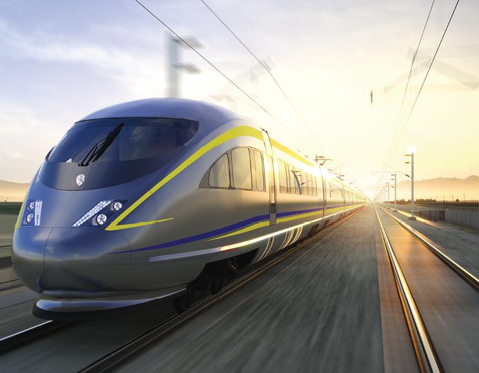 California High Speed Rail Authority