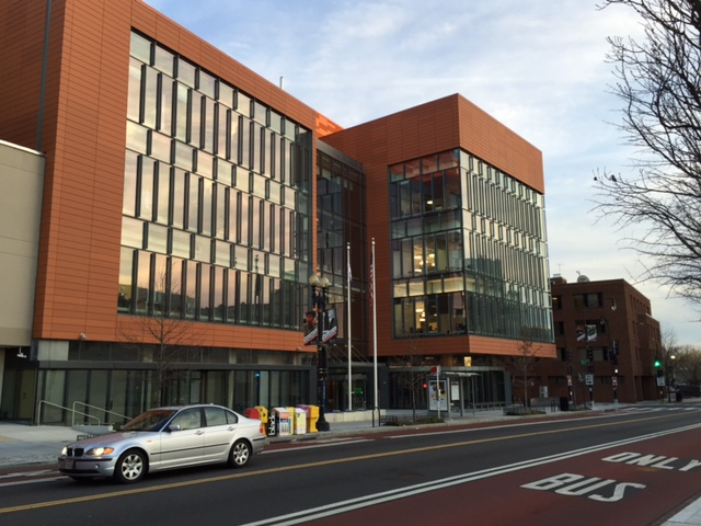 Howard University Research Building  built by Turner Construction Company
