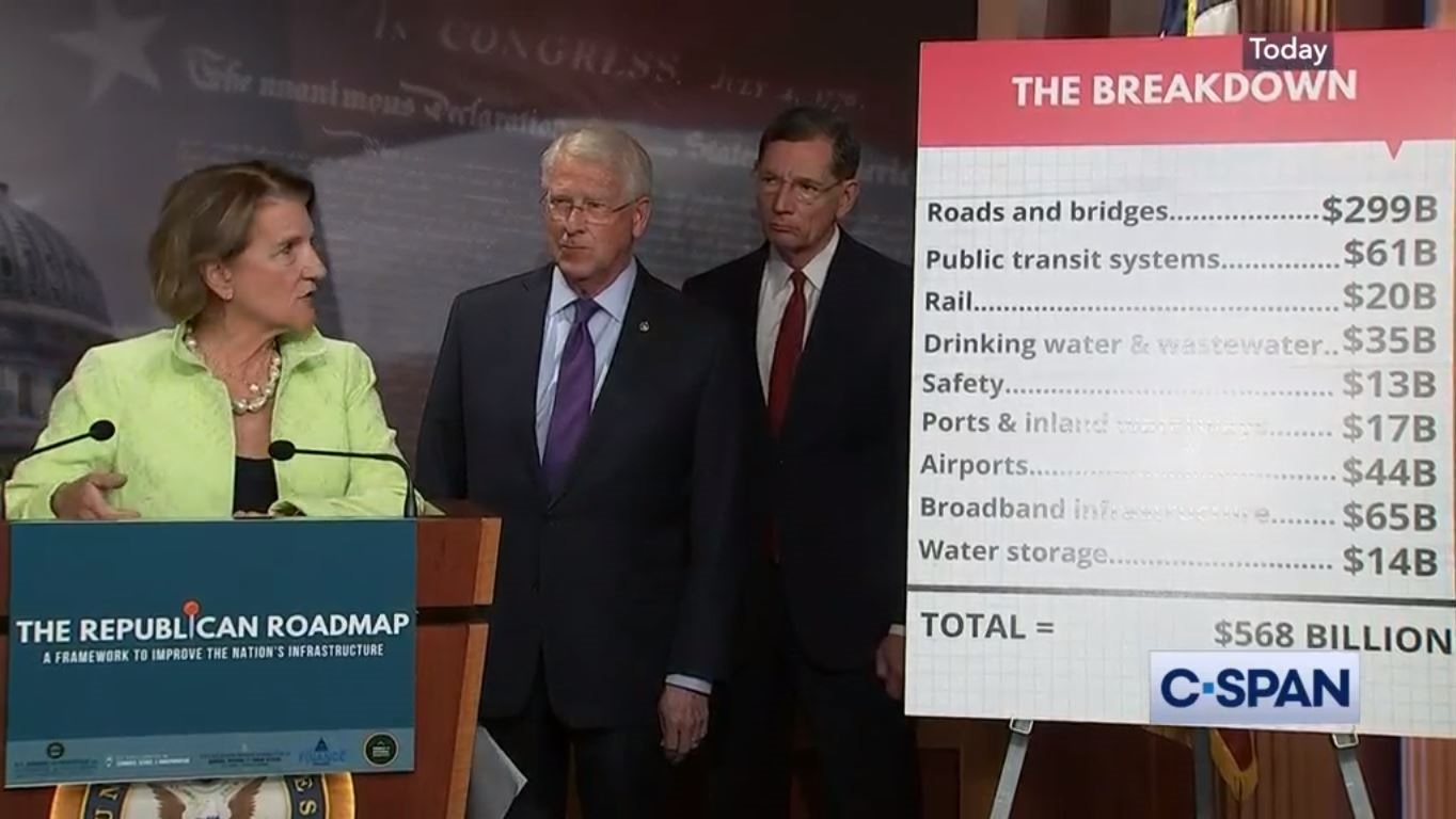 GOP Infrastructure Proposal