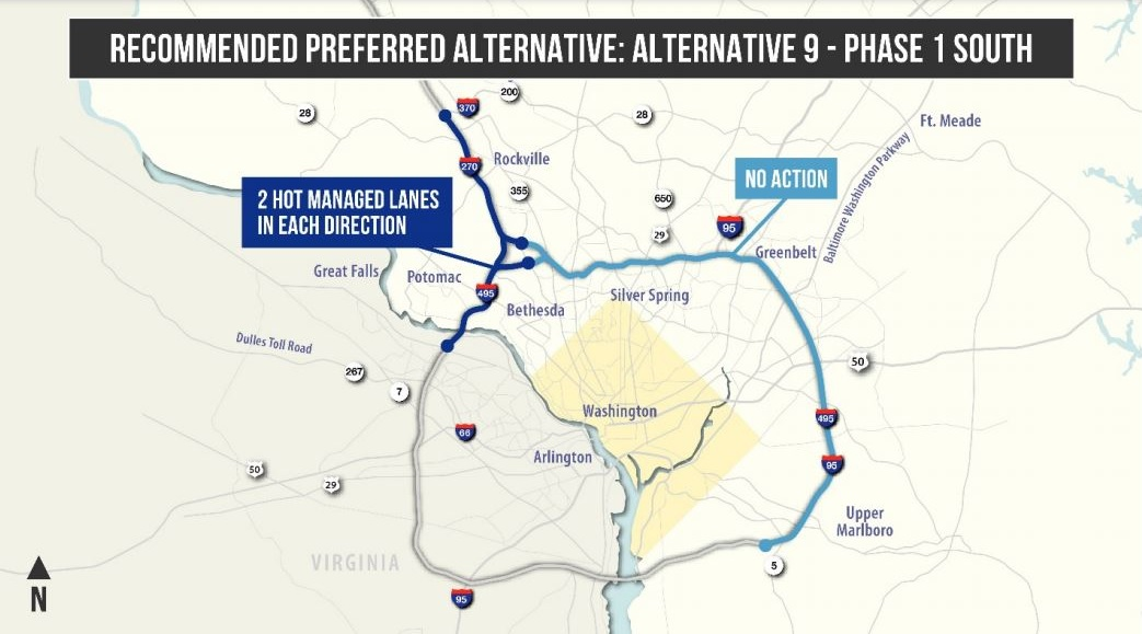 Beltway expansion