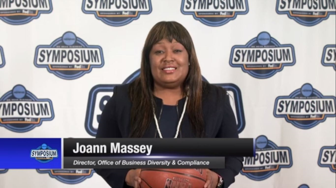 Joann Massey, Director of the Memphis Office of Business Diversity and Compliance