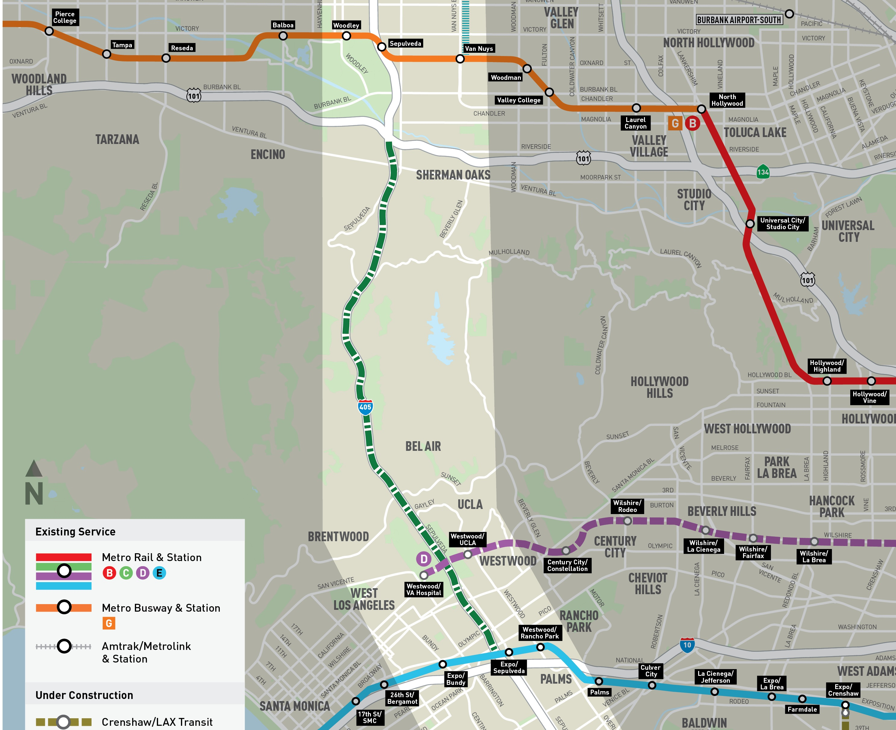 Sepulveda Transit Corridor