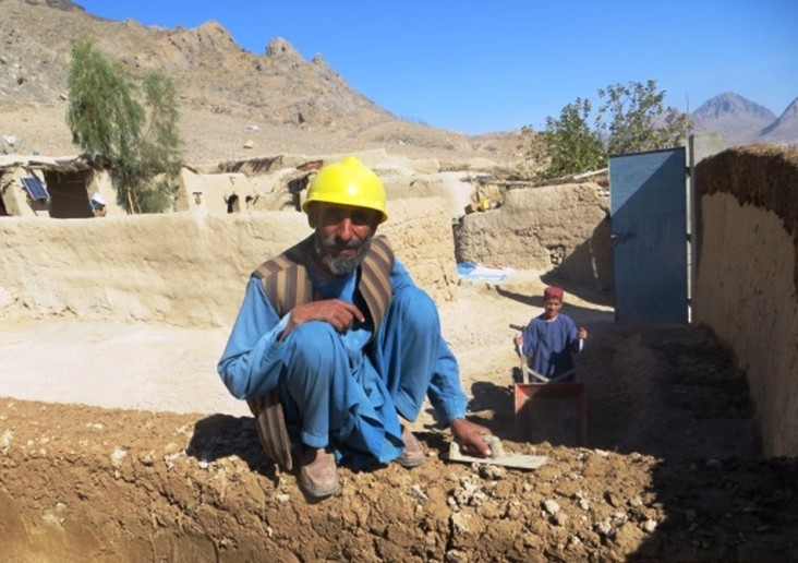 Afghanistan construction