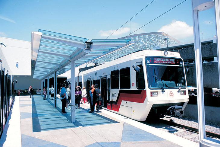 Red Line Portland